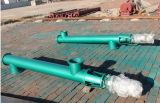 Transporte de parafuso inoxidável do transporte da espiral da tubulação de aço da alta qualidade para a espiral flexível/sal/edifício/mineração do cimento com preço barato