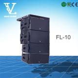 FL-215b alta calidad de doble 15 '' Subwoofer con amplificador de potencia interior