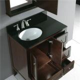 ミラーとのアメリカデザインPVC浴室の虚栄心