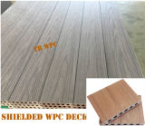 Durable plástico de madera Decking compuesto