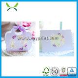 Fabricación de papel de encargo del bolso de compras de Prefessional en Guangzhou China