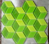 Mosaico de cristal para el azulejo de la piscina