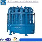 De hydro Separator van de Cycloon voor zich het Ontwateren en het Concentreren