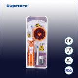 FDA Kind-batteriebetriebenen Elektrozahnbürsten