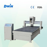 Plaina Thicknesser/máquina universal da máquina do Woodworking do CNC Dw1530 do Woodworking para o alumínio