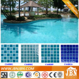 Het goede Ceramische Mozaïek van het Project van het Zwembad van de Kleur van de Prijs Blauwe (C648009)