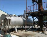 Planta de reciclaje inútil de goma de 8 toneladas al aceite combustible