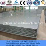 Feuilles en acier inoxydable 304 pour industries chimiques