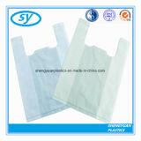 Хозяйственная сумка цветастой тенниски HDPE пластичная для супермаркета