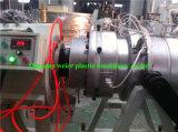 63mm-200mm HDPE Pipe Making Machine per la Tanzania Second Tempo Order