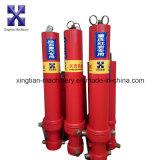 Tipo cilindro hidráulico de Hyva para o guindaste