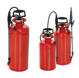 7L、9L、11L Metal Iron Bottle反Rust Hand Pressure Air Compression Manual Sprayer (SX-CS2007/9/11)