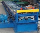 Rolo da plataforma do piso de aço da cor que dá forma à maquinaria