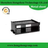 Fabricación plateada de metal de la hoja de la precisión del OEM