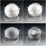 Mascherina di polvere polverizzata a gettare del carbonio Valved N95 (DM2011)