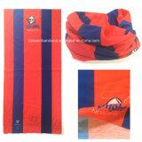 Soem-Erzeugnis-Polyester 25*50cm kundenspezifisches nahtloses magisches Tubies Hoorag