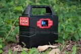Energía solar portable manejada Soultion 150wh del generador solar