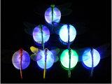 يعسوب [لد] يشعل أضواء, يعسوب [لد] متعدد الألوان