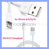 8pin USB Lightning Charging Data Synchronisierung Cable für iPhone 6 6 Plus 5 5s 5c IOS 8.0.2 Compliant