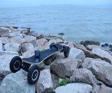 완벽한 상승 Longboard 4 바퀴 E 스케이트보드
