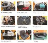 Compressor pequeno do rolo Vibratory da movimentação inteiramente hidráulica (FYL-880)
