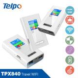 WiFi無線移動式ホットスポットによってロック解除される携帯用小型のLte 4G