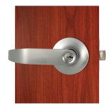 Fechamento de porta tubular antiferrugem do punho de porta de Rosa do aço inoxidável da alta segurança para o apartamento do escritório