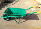 Wheelbarrow do jardim do Handiness do metal