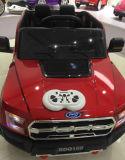 차, 전기 장난감타 에 전기 전차가 포드에 의하여 농담을 한다