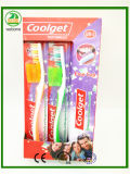 Cepillo de dientes adulto de 2017 ventas populares con el casquillo