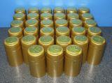 Vino PVC del encogimiento del calor cápsulas para botellas