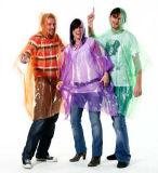 Плащпалата дождя оптового PE непредвиденный устранимая