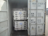 Metallo del lingotto di alluminio 99.7% (AL99.7%)