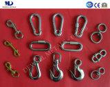 Bisagra de acero inoxidable AISI316 o AISI304