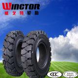 Fonte direta da fábrica, pneumático Shaped pneumático do pneu contínuo do Forklift (6.50-10)