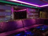 Sofá e mesa do clube de karaoke de alta qualidade