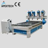 2030-4 возглавляет машину CNC 3 осей для древесины с 220V/380V автомат для резки металла 3 участков