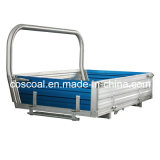 Aluminio / Aluminio Ute bandeja de recogida de Cuerpo