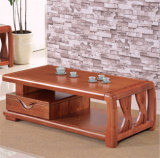 새로운 디자인 단단한 재 목제 차 또는 커피용 탁자