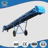 Nastro trasportatore di gomma della tramoggia di protezione dell'ambiente e di sicurezza