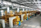 Generador profesional del gas de carbón de la fuente con el generador de gas inferior de la consumición