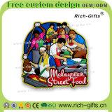 Ricordo promozionale personalizzato Malesia (RC-MY) dei magneti permanenti del frigorifero della decorazione dei regali