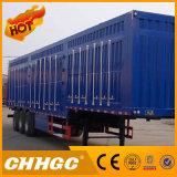 Van-Tipo caliente semi-remolque de la venta de la marca de fábrica de Chhgc