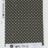 Papel de imprenta cuadrado de la transferencia del agua de la película de Hydrographics del carbón 3D de Yingcai