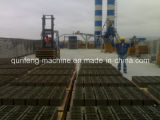 移動式ブロック機械(QFT10-15)