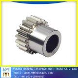 Pezzi meccanici personalizzati OEM di precisione dell'alluminio non standard di CNC
