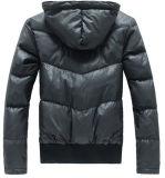 Людей Куртка / Пальто Куртки Зимы Вниз (H-001/002)
