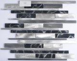 De onregelmatige Tegel van het Mozaïek van het Aluminium voor Deocration