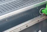 Maquinaria 1837 do router do CNC do eixo refrigerar de água, router do gravador da linha central do CNC 3 para o MDF