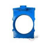 Gießerei-Eisen-materielle Gussteil-Ventil-Teile für Messer-Absperrschieber